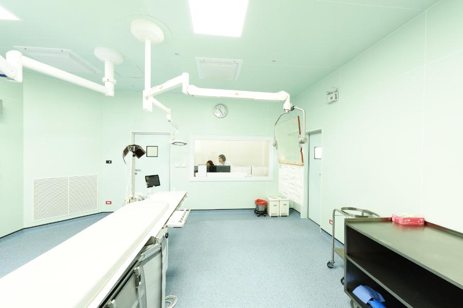 งานปรับปรุงห้อง ผ่าตัดสวนหัวใจ เสรีรักษ์ (4)