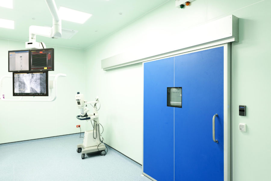 งานปรับปรุงห้อง ผ่าตัดสวนหัวใจ เสรีรักษ์ (8)