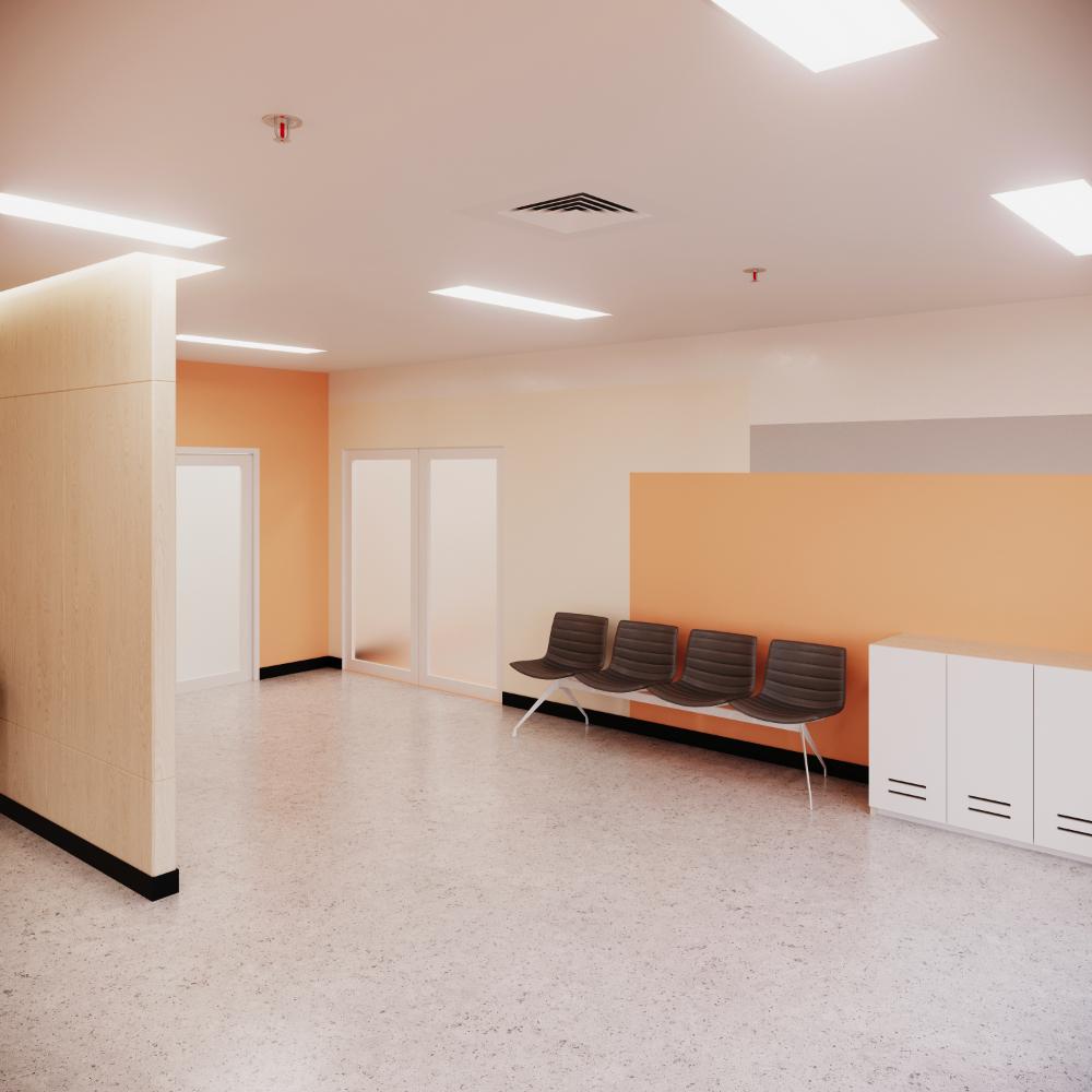 งานออกแบบ โรงพยาบาลจุฬาภรณ์ (3)