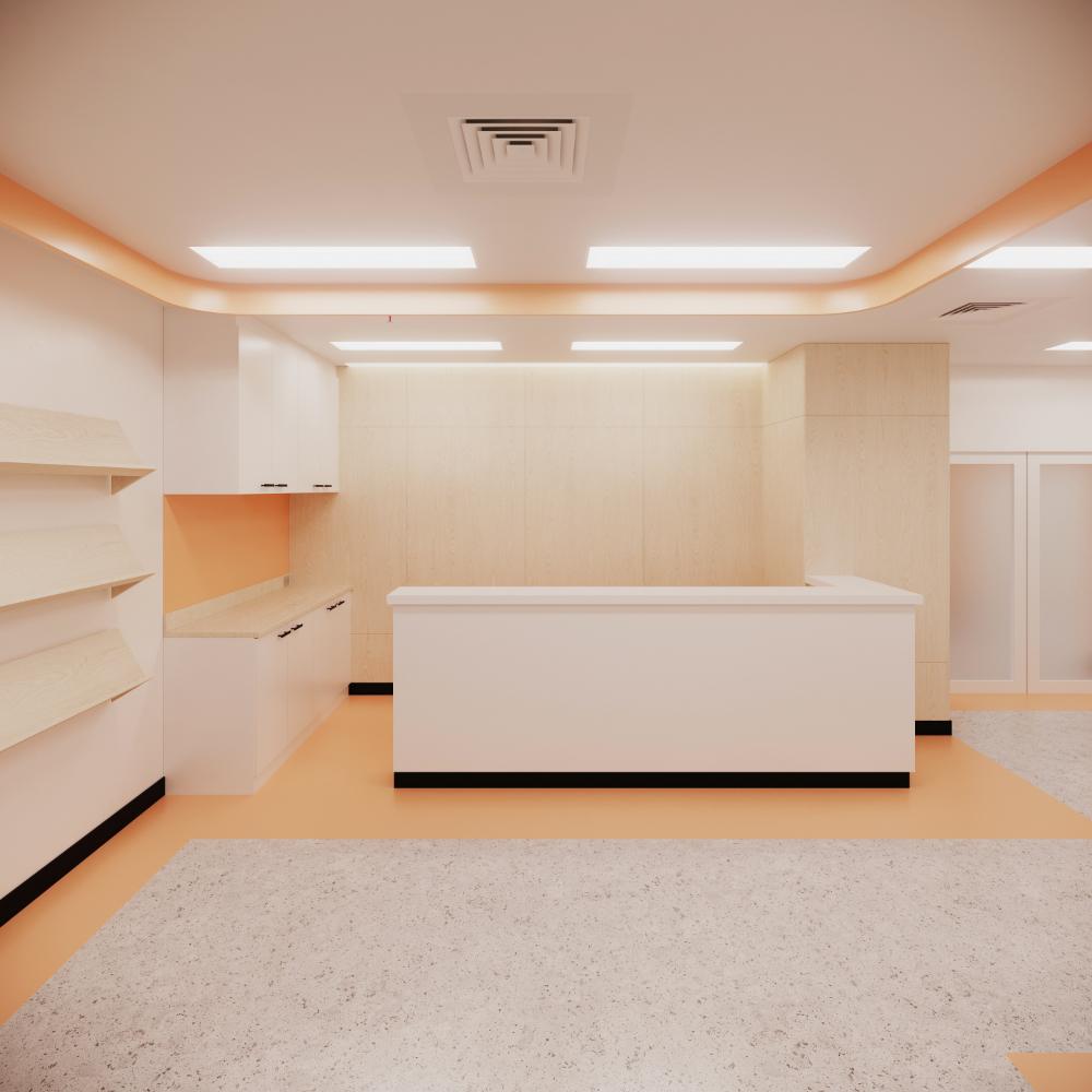 งานออกแบบ โรงพยาบาลจุฬาภรณ์ (4)