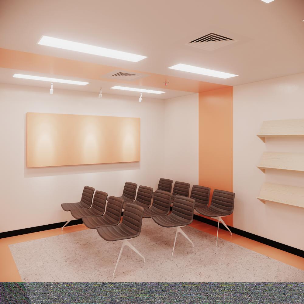 งานออกแบบ โรงพยาบาลจุฬาภรณ์ (5)