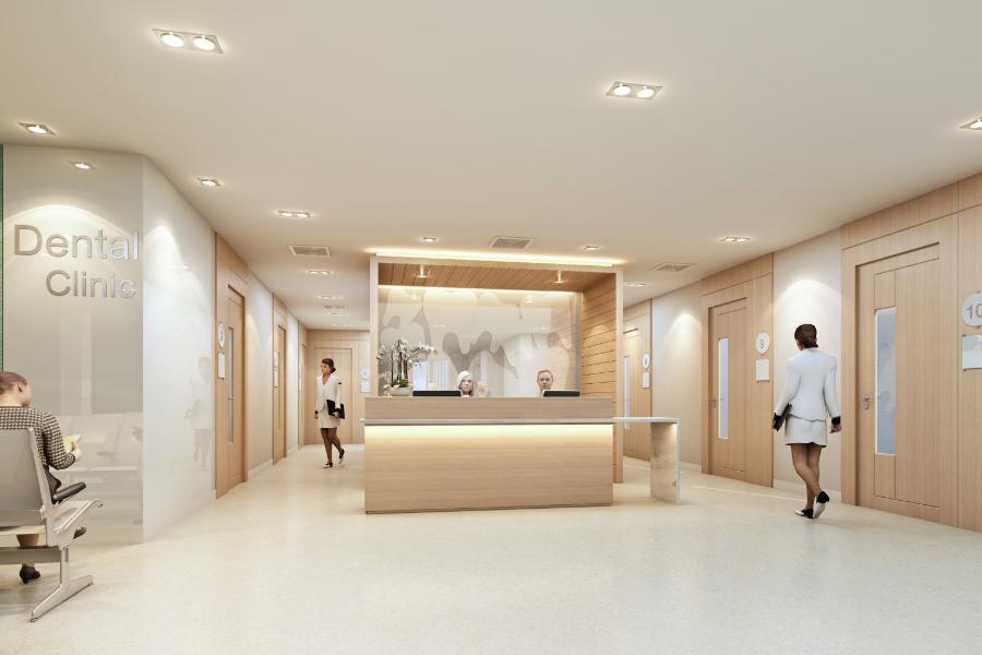 งานออกแบบ โรงพยาบาล ลาดพร้าว (2)