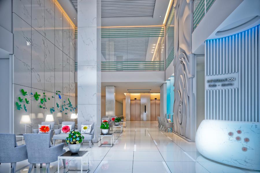 งานออกแบบ โรงพยาบาล ลาดพร้าว (4)
