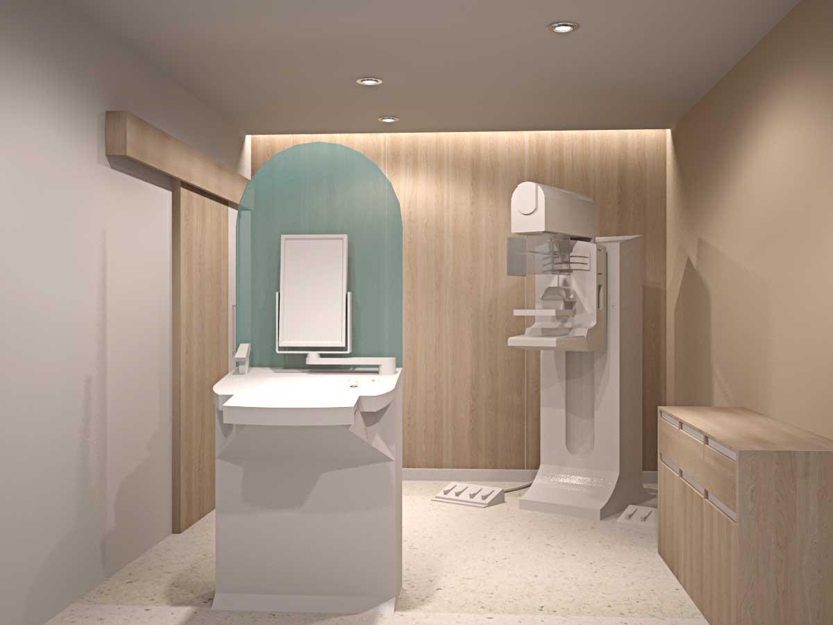 งานออกแบบ โรงพยาบาล Overbrook (1)
