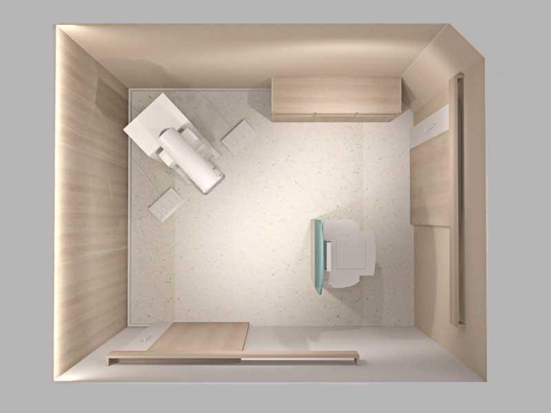งานออกแบบ โรงพยาบาล Overbrook (2)