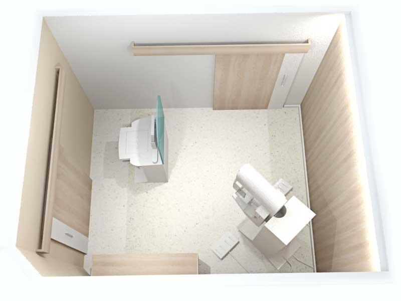 งานออกแบบ โรงพยาบาล Overbrook (4)
