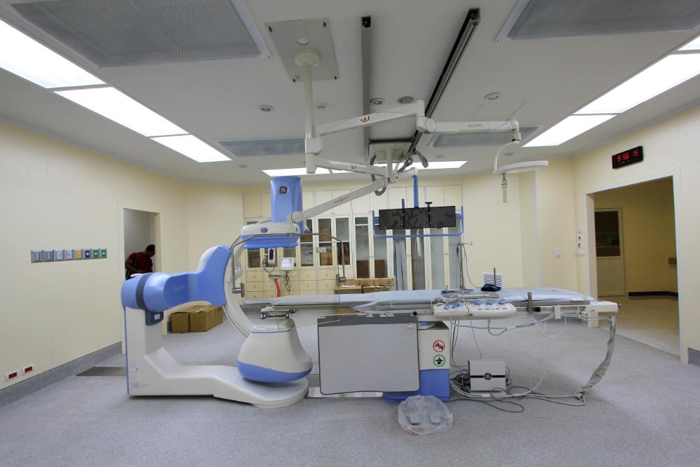 ห้องผ่าตัด สวนหัวใจโรงพยาบาลกรุงเทพ พนมเปญ (4)