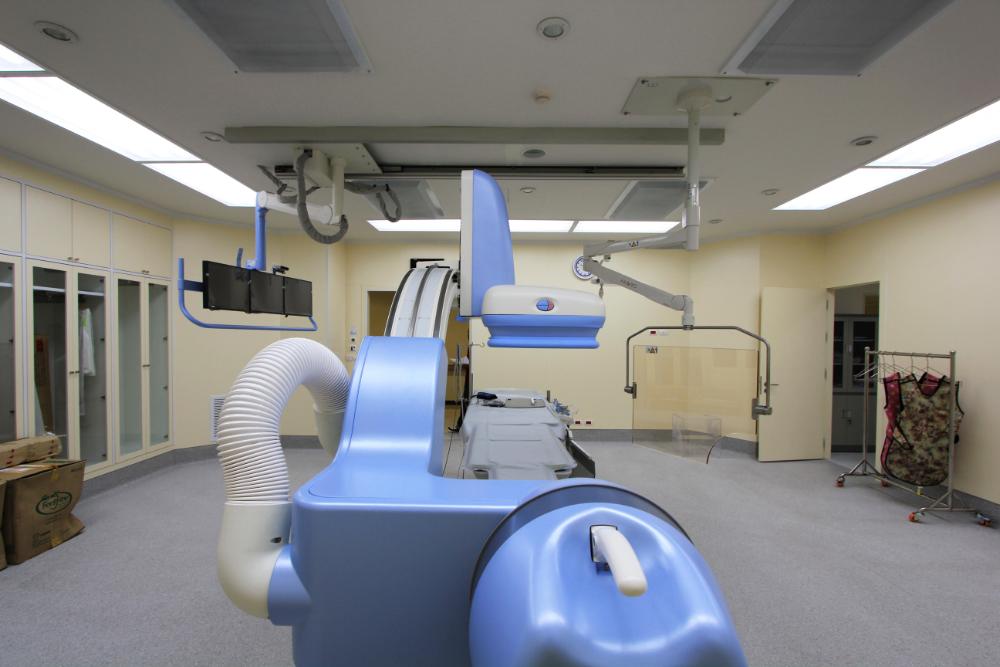 ห้องผ่าตัด สวนหัวใจโรงพยาบาลกรุงเทพ พนมเปญ (6)