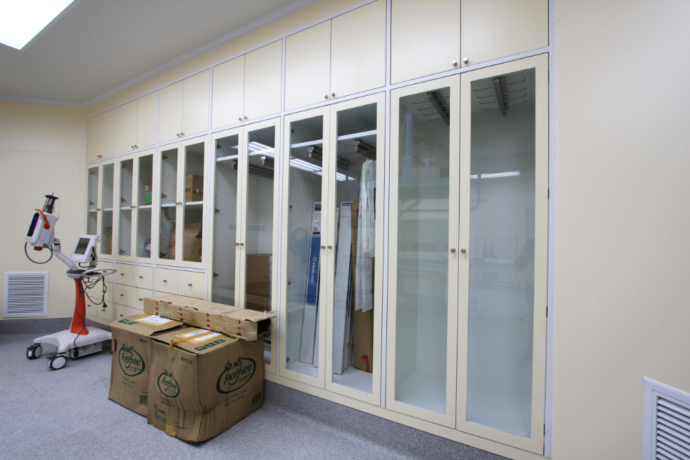 ห้องผ่าตัด สวนหัวใจโรงพยาบาลกรุงเทพ พนมเปญ (8)